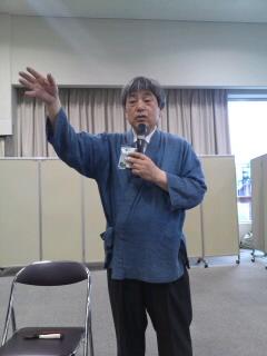 正プラスの社長さん、稲本正さん