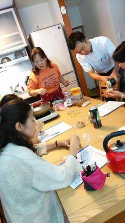 酵素料理教室2